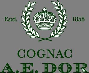 Cognac A.E.Dor. Коньячный дом.